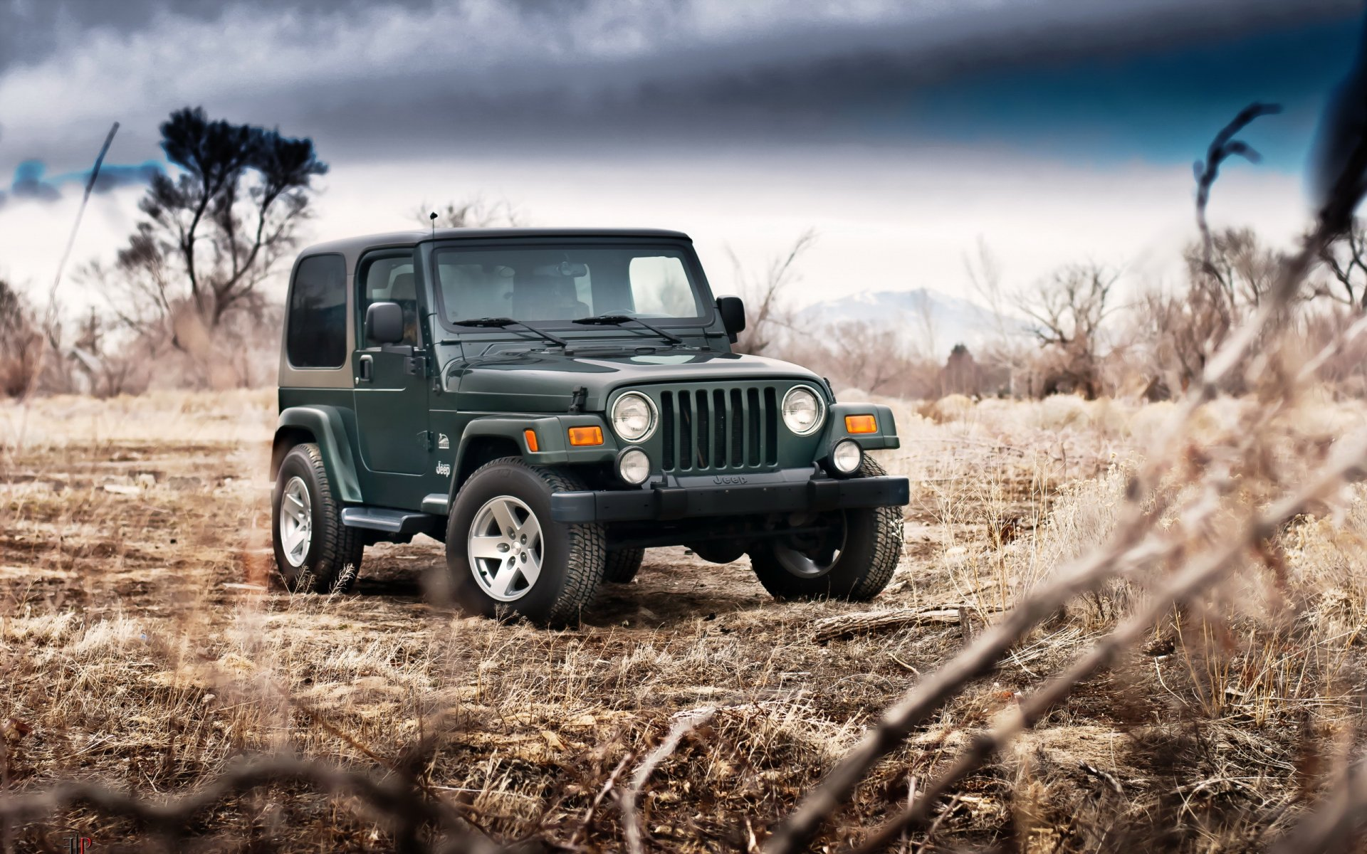 jeep wrangler sahara machine background