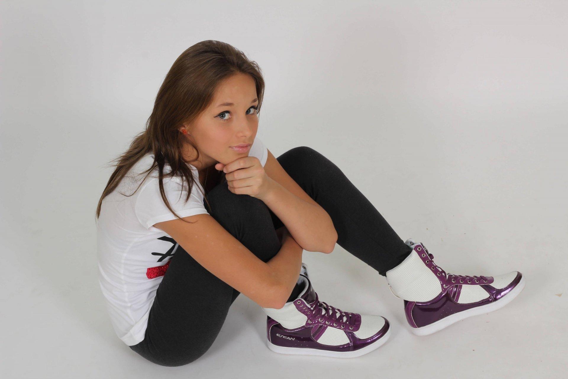 Masha Babko Siberian Mouse 1st Studio Video - exevenue